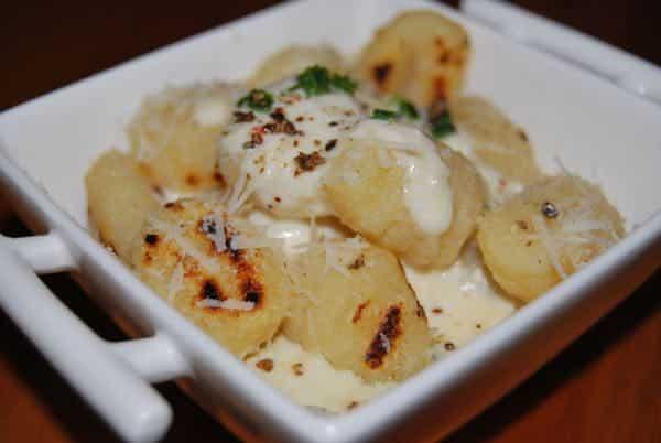 Gnocchi sauce 4 fromages la bonne cuisine - Recette de cuisine rapide pour le soir ...