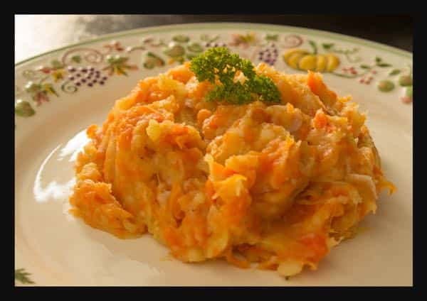 Stoemp carottes l 39 exquise recette belge d voil e la for La bonne cuisine