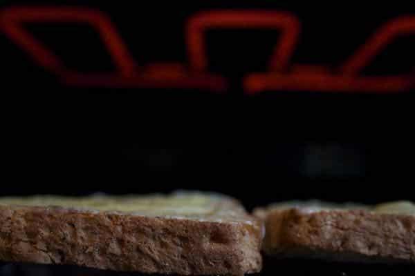 toast au fromage de maredsous
