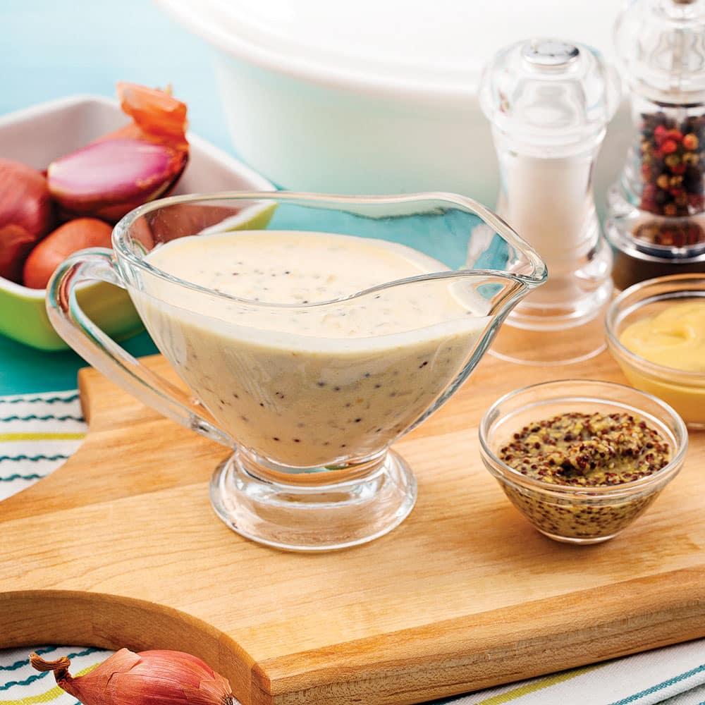 Sauce dijonnaise recette facile la bonne cuisine - Comment faire une cuisine ...