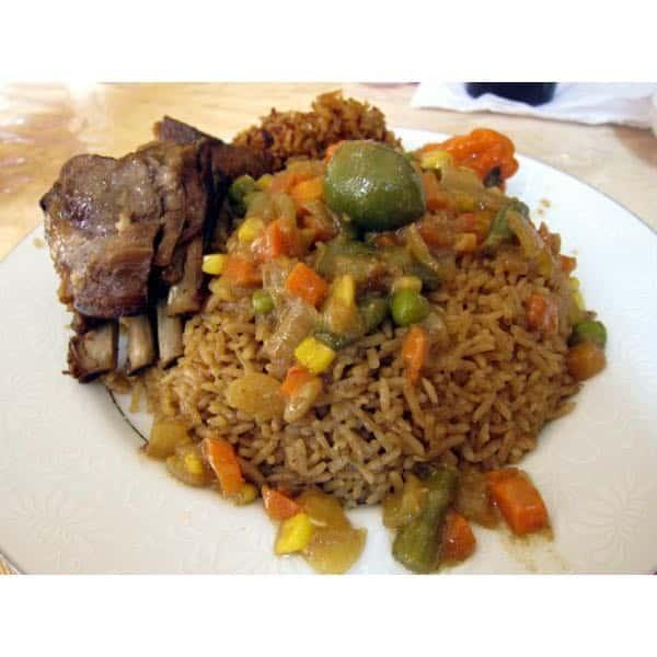 Patisserie africain recette for Africaine cuisine