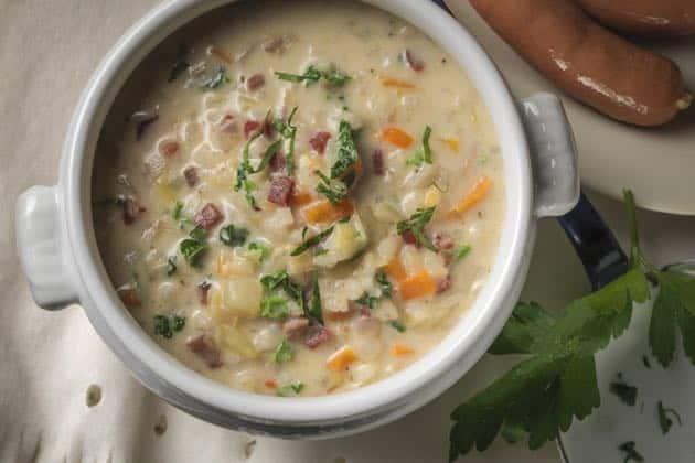 soupe du chalet