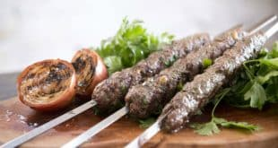 brochettes de kebab
