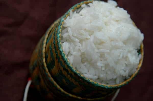comment cuire du riz gluant la vraie m thode. Black Bedroom Furniture Sets. Home Design Ideas