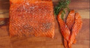 comment fumer du saumon