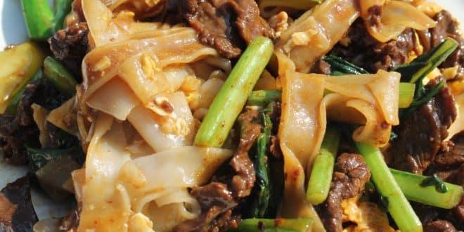 Pates Aux Legumes Et Bœuf La Recette Facile