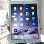 ipad air feature recette