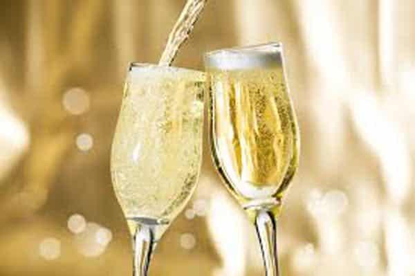 comment servir le champagne