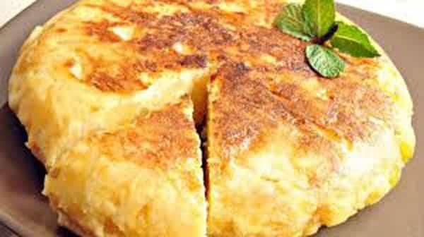 Galette de pommes de terre – recette alsacienne