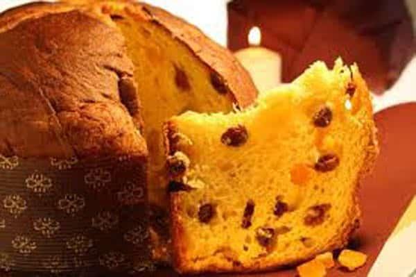 Panettone, l'incontournable italien à Noël