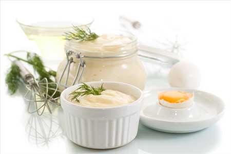 sauces à base de mayonnaise mayonnaise