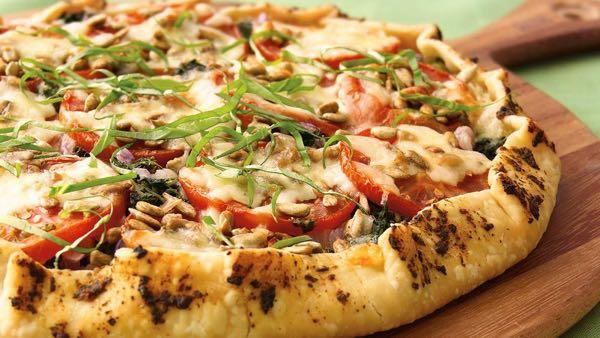 pizza rostini recette