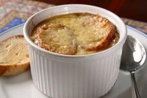 soupe à l'oignon d'alost