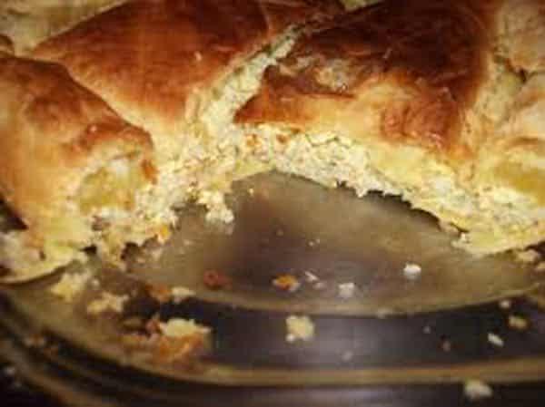 Tourte au crabe: cuisine mauricienne