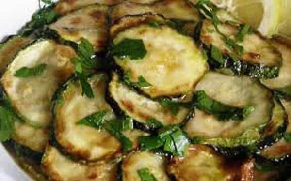 Zucchini alla romana: recette italienne à connaitre