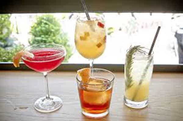 cocktail continental