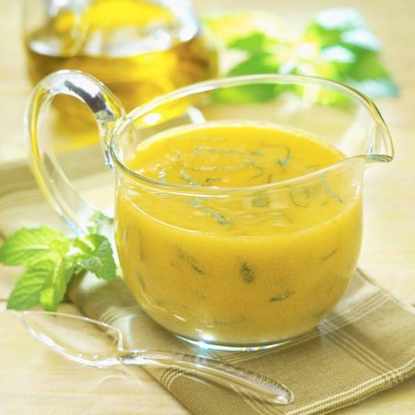 vinaigrette à la moutarde