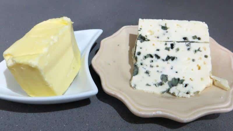 Beurre de roquefort
