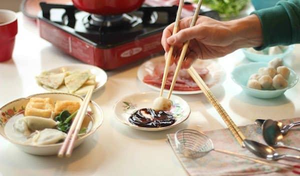 comment faire une fondue chinoise