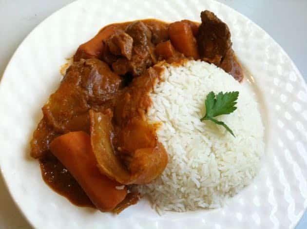 Mafé au Poulet fumé : La saveur du Sénégal dans vos assiettes