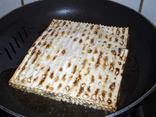 Pain azyme : Ce pain de Pâques