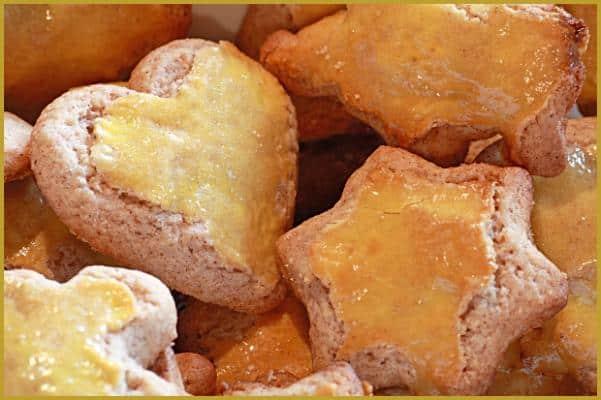 Gâteau de Saint-Gall