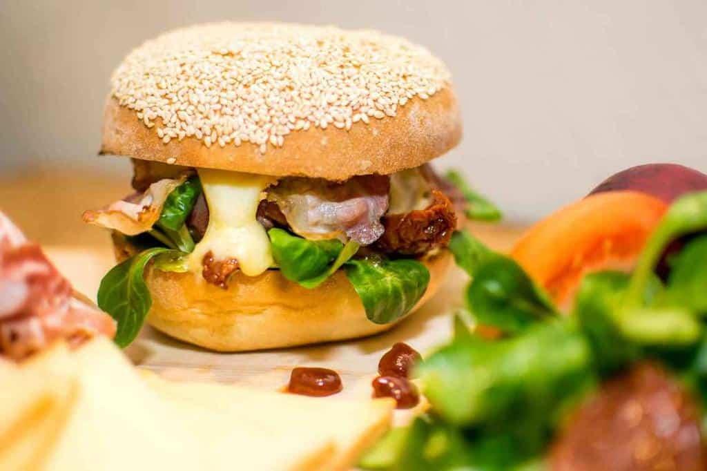 burger bbq recette