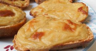 croute au fromage recette