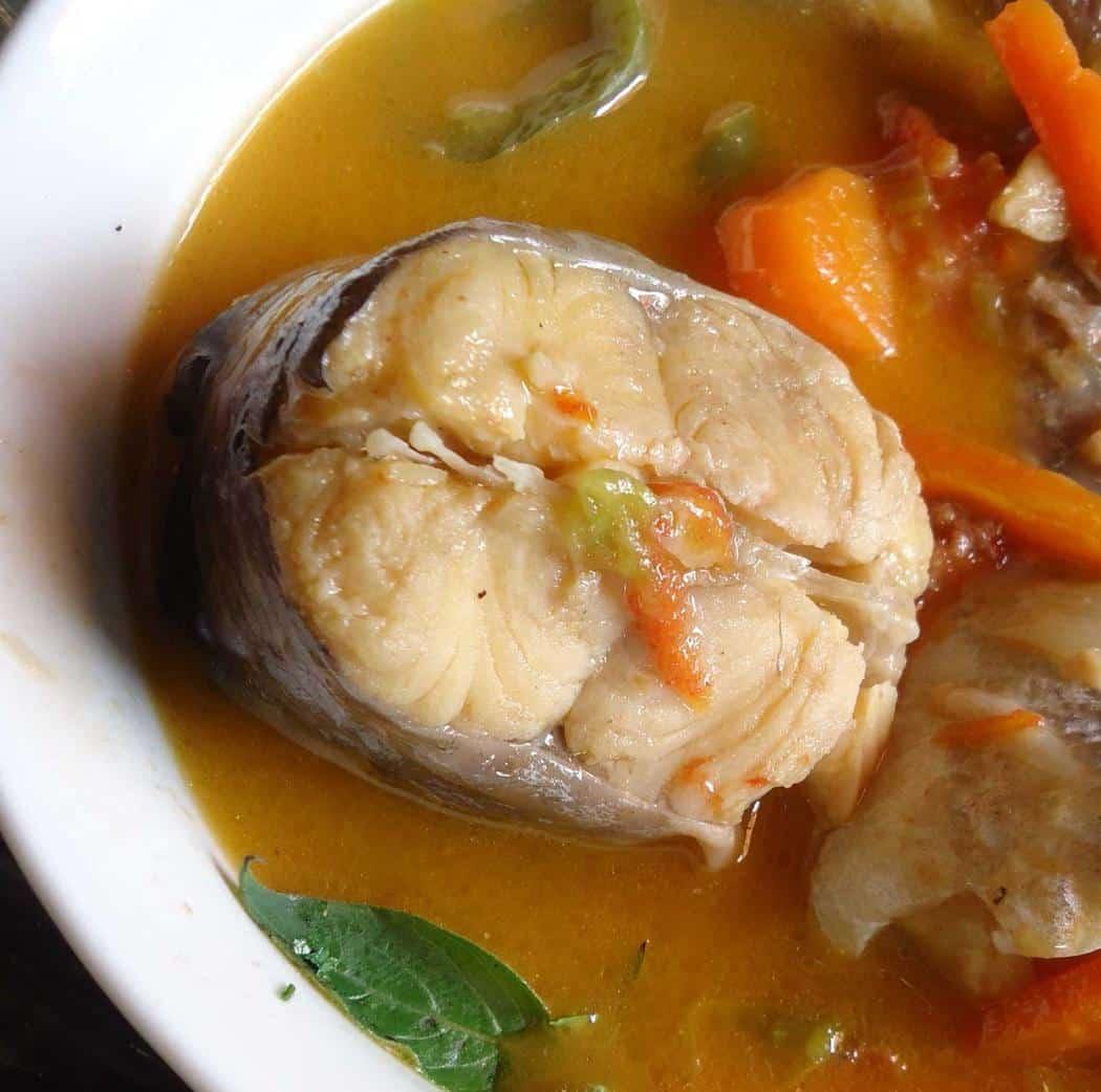 Pepper Soupe De Machoiron Soupe Piquante A L Ivoirienne