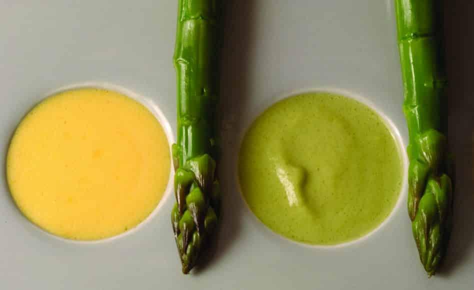 5 vinaigrettes pour manger vos asperges