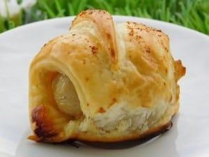 Croissants aux crevettes nordiques