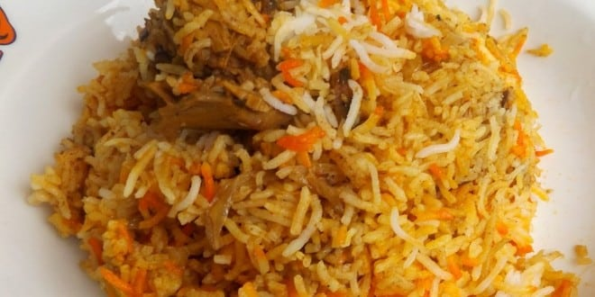 riz au soumbala