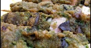 brochettes d'escargots