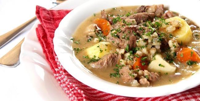 irish stew recette
