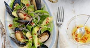 salade de moules recette