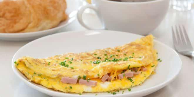 comment faire une omelette baveuse