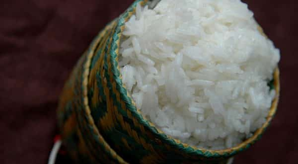 Comment cuire du riz gluant