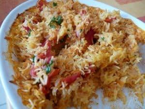 Comment cuisiner du riz au four