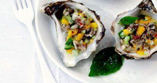Tartare d'huîtres