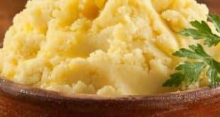 comment faire une purée de pommes de terre grand-mère