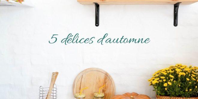 Copie de Vert Automne Citrouille Minimal Citation Facebook Couverture recette