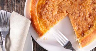 tarte au sucre grand-mère